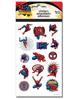 Spider-Man Sticker Set