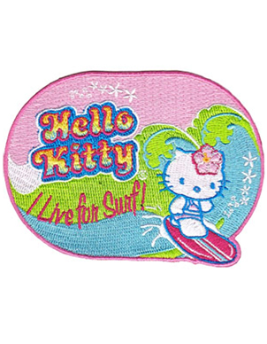 Hello Kitty Live for Surf Patch