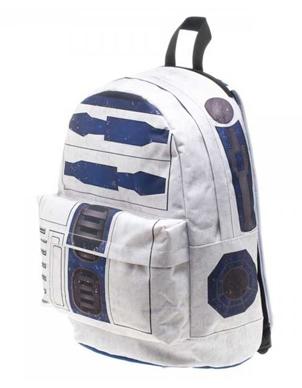 Star Wars Suit Up R2D2 Backpack