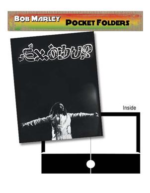 Bob Marley Exodus Folder