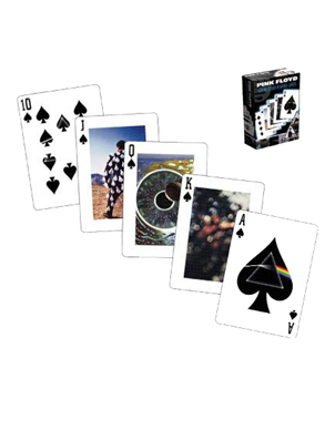 Pink Floyd Album Cover Playing Cards