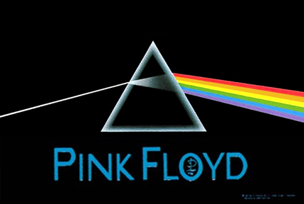 Pink Floyd Dark Side of the Moon Fabric Poster